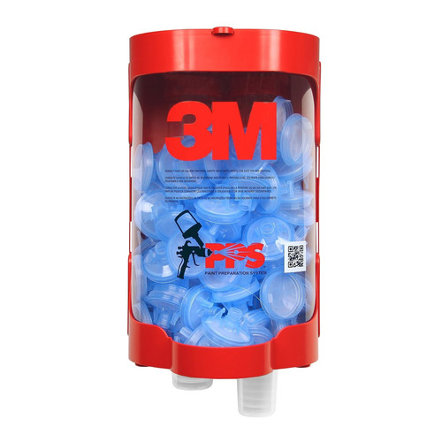 3M 16298 PPS Lid  and  Liner Dispenser: Mini  and  Micro image number 0