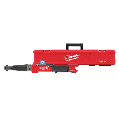 Milwaukee 2465-20 M12 FUEL Cordless Lithium-Ion 3/8 in. Digital Torque Wrench with ONE-KEY (Tool Only) image number 0