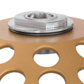 Makita A-96213 7 in. Anti-Vibration Double Row Diamond Cup Wheel image number 2