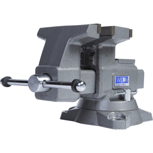 Wilton 28822 6-1/2 in. Reversible Bench Vise image number 0
