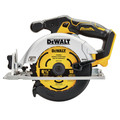Dewalt DCS565B 20V MAX Brushless Lithium-Ion 6-1/2 in. Cordless Circular Saw (Tool Only) image number 1