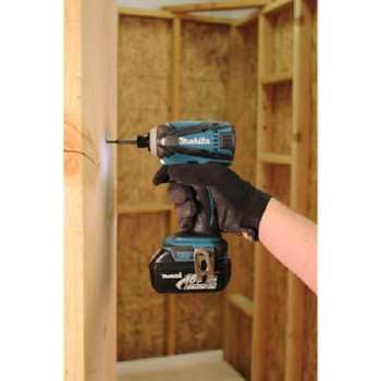 Makita XDT04Z 18V LXT Lithium-Ion Impact Driver (Tool Only) image number 1