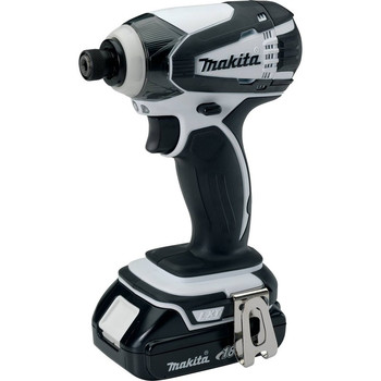 Factory Reconditioned Makita XDT04RW-R 18V LXT 2.0 Ah Cordless Lithium-Ion 1/4 in. Impact Driver Kit image number 1