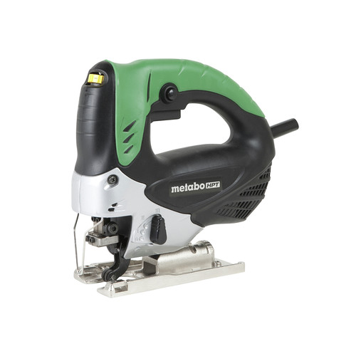 Metabo HPT CJ90VSTM 5.5 Amp Variable Speed D-Handle Jigsaw with Blower image number 0