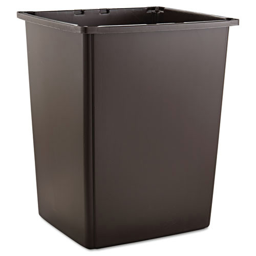 Rubbermaid 256BBRO 56 Gal. Large Capacity Glutton Container (Brown)