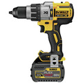 Dewalt DCK299D1T1 FlexVolt 20V MAX Cordless Lithium-Ion Hammer Drill and Impact Driver Combo Kit with 2 Batteries image number 1