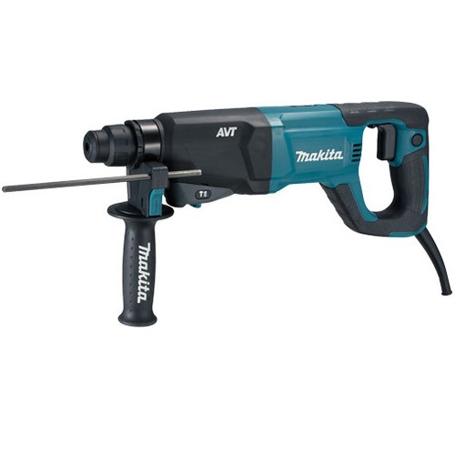 Factory Reconditioned Makita HR2621-R 1 in. AVT SDS-Plus D-Handle Rotary Hammer