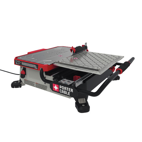 Porter-Cable PCE980 7 in. Table Top Wet Tile Saw image number 0