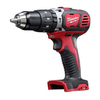 Milwaukee 2607-20 M18 Lithium-Ion XC Compact 1/2 in. Cordless Hammer Drill Driver (Tool Only)