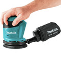 Makita XOB01Z 18V LXT Cordless Lithium-Ion 5 in. Random Orbit Sander (Tool Only) image number 2