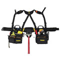 Dewalt DG5617 20-Pocket Pro Framer's Combo Apron and Yoke Style Suspenders image number 1