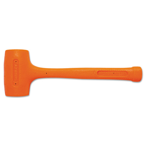 Stanley 57-533 42 oz. Compo-Cast Soft Face Forged Steel Handle Dead-Blow Mallet image number 0