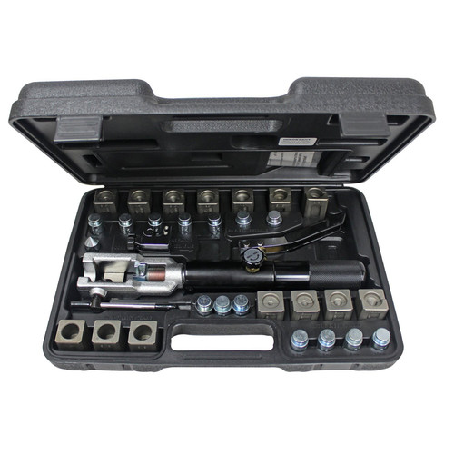Mastercool 71475PRC 30-Piece Universal Hydraulic Flaring Tool Set image number 0