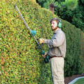 Makita XNU02T 18V LXT Brushless Lithium-Ion 24 in. Cordless Pole Hedge Trimmer Kit (5 Ah) image number 11