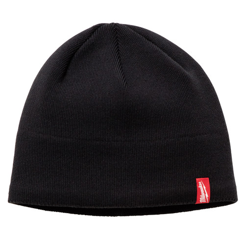 Milwaukee 502B Fleece Lined Knit Hat image number 0