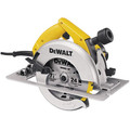 Dewalt DW364 7 1/4 in. Circular Saw with Rear Pivot Depth & Electric Brake