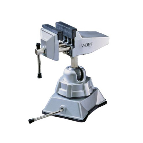Wilton 63500 3VB, Vacuum Base Vise, 2-1/4 in. Jaw Width, 2-1/2 in. Jaw Opening