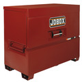 JOBOX 1-682990 60 in. Long Piano Lid Box with Site-Vault Security System image number 1