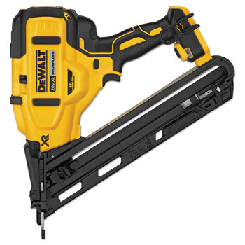 Dewalt DCN650B 20V MAX XR 15 Gauge 2-1/2 in. Angled Finish Nailer (Tool Only)