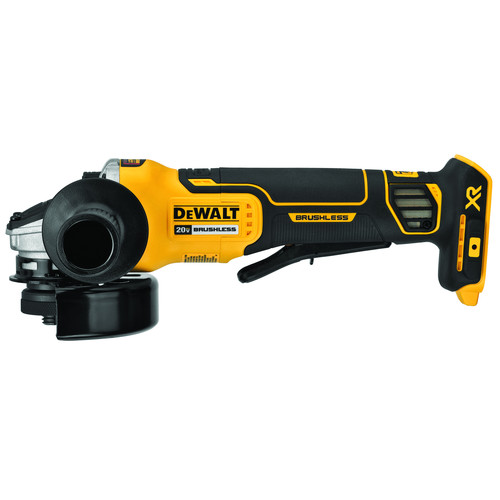 Factory Reconditioned Dewalt DCG413BR 4.5 in. Angle Grinder with Brake (Tool Only) image number 0