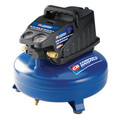 Campbell Hausfeld FP2080 1.0 HP 4 Gallon Oil-Free Pancake Air Compressor