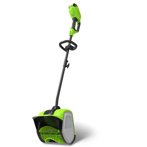 Greenworks GLSS40000 GMAX 40V Cordless Lithium-Ion 12 in. Snow Shovel (Bare Tool)