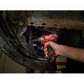 Milwaukee 2454-20 M12 FUEL Cordless Lithium-Ion 3/8 in. Impact Wrench (Tool Only) image number 3