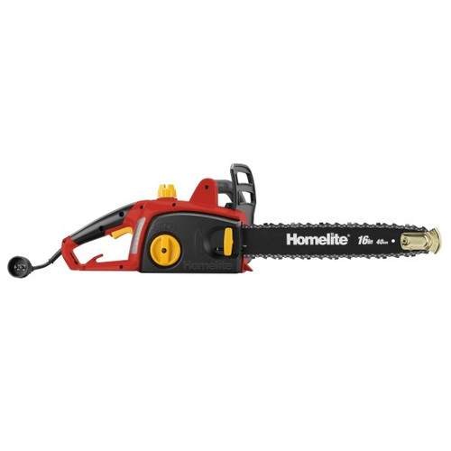 Factory Reconditioned Homelite ZR43120 12 Amp 16 in. Electric Chain Saw