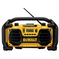 Dewalt DC012 7.2 - 18V XRP Cordless Worksite Radio and Charger (Tool Only) image number 1