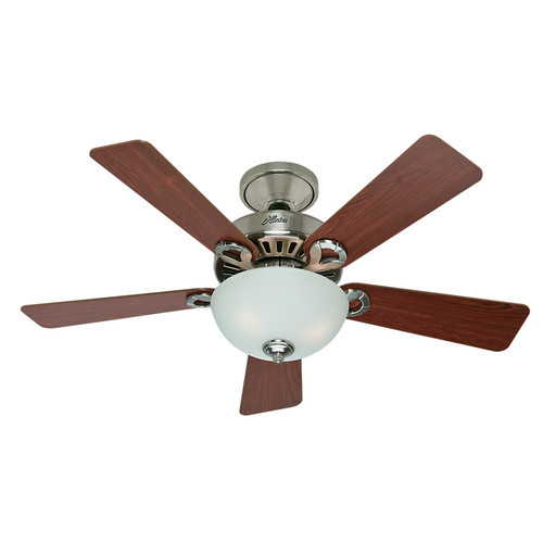 Hunter 28777 44 in. Ceiling Fan with Bowl Light Kit image number 0