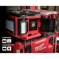 Milwaukee 2357-20 M18 PACKOUT Lithium-Ion Cordless Light/Charger (Tool Only) image number 6