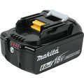 Makita BL1860B 18V LXT 6 Ah Lithium-Ion Battery image number 0