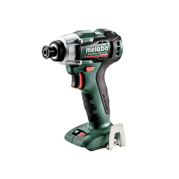 Metabo 601115890 PowerMaxx SSD 12 BL 12V 1/4 in. Hex Compact Brushless Impact Driver (Tool Only) image number 0