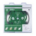 Metabo HPT 115436M 12 in. 80-Tooth Fine Finish VPR Blade image number 1