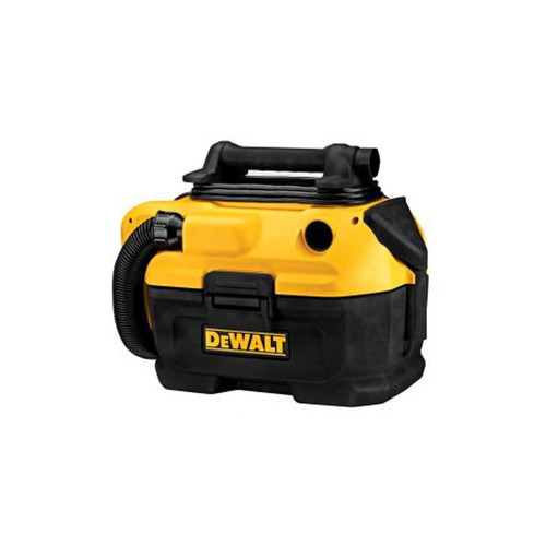 Factory Reconditioned Dewalt DCV581HR 18V - 20V MAX Cordless/Corded Lithium-Ion Wet/Dry Vacuum (Bare Tool)