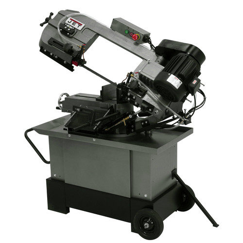 JET HVBS-710S 7 in. x 10-1/2 in. Mitering Band Saw image number 0