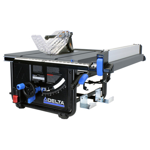Delta 36-6010 6000 Series 15 Amp 10 in. Portable Table Saw