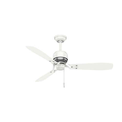 Casablanca 59500 52 in. Tribeca Snow White Ceiling Fan
