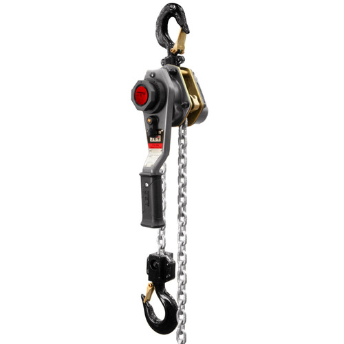 JET JLH-150WO-5 1-1/2-Ton Lever Hoist 5 ft. Lift & Overload Protection