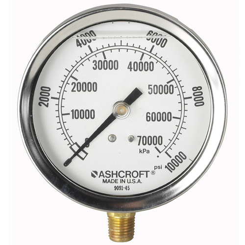 OTC Tools & Equipment 9658 10,000 PSI Pressure Gauge