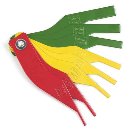 GearWrench 3962 Brake Lining Thickness Gauge image number 0