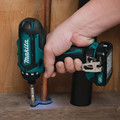 Makita FD06R1 12V max CXT Lithium-Ion Hex 1/4 in. Cordless Drill Driver Kit (2 Ah) image number 3
