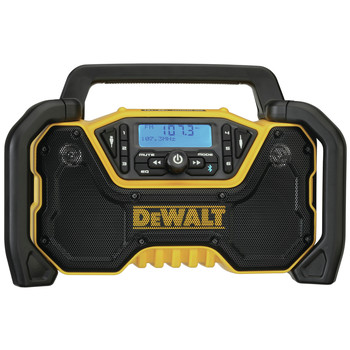 Dewalt DCR028B 12V/20V MAX Lithium-Ion Bluetooth Cordless Jobsite Radio (Tool Only)