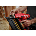 Milwaukee 2744-21 M18 FUEL 21-Degree Cordless Framing Nailer Kit (5 Ah) image number 15