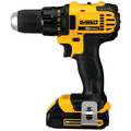 Dewalt DCD780C2 20V MAX Lithium-Ion Compact 1/2 in. Cordless Drill Driver Kit (1.5 Ah) image number 1