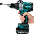 Factory Reconditioned Makita XPH07MB-R 18V LXT Lithium-Ion Brushless 1/2 in. Cordless Hammer Drill Driver Kit (4 Ah) image number 9