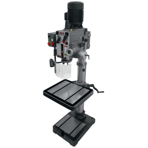 JET 354026 20 in. Geared Head Drill & Amp Tap Press image number 0