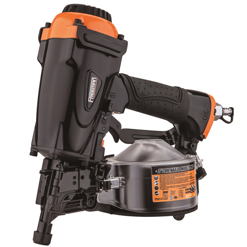 Freeman PCN50 15 Degree 2 in. Coil Siding and Fencing Air Nailer image number 0