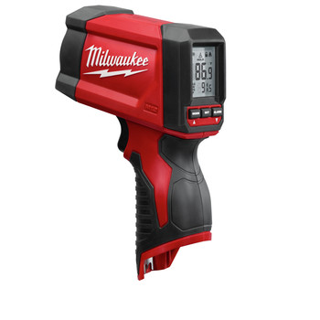 Milwaukee 2278-20 M12 12V Cordless Lithium-Ion 12:1 Infrared Temp-Gun (Tool Only)