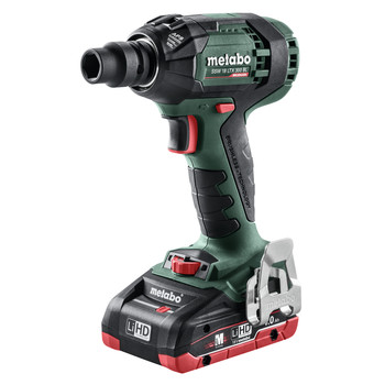 Metabo 602395520 SSW 18 LTX 300 Brushless 4.0 Ah Cordless Impact Wrench image number 1